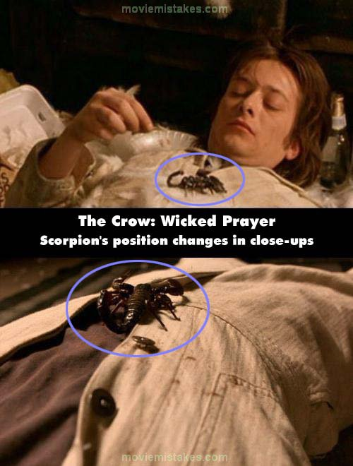 The Crow: Wicked Prayer picture