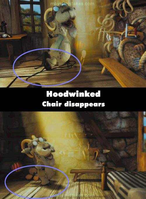 Hoodwinked mistake picture