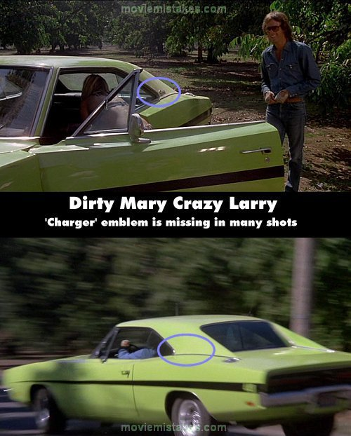 Dirty mary crazy larry quotes