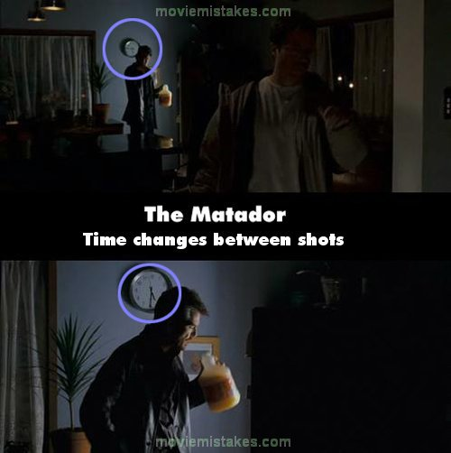 The Matador mistake picture