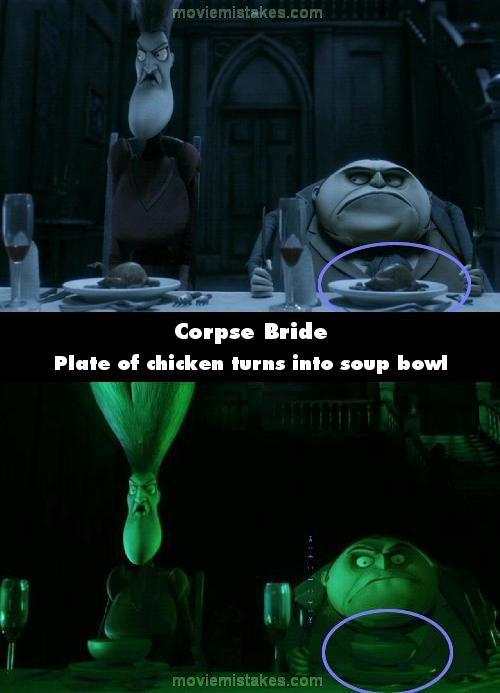Corpse bride movie quotes
