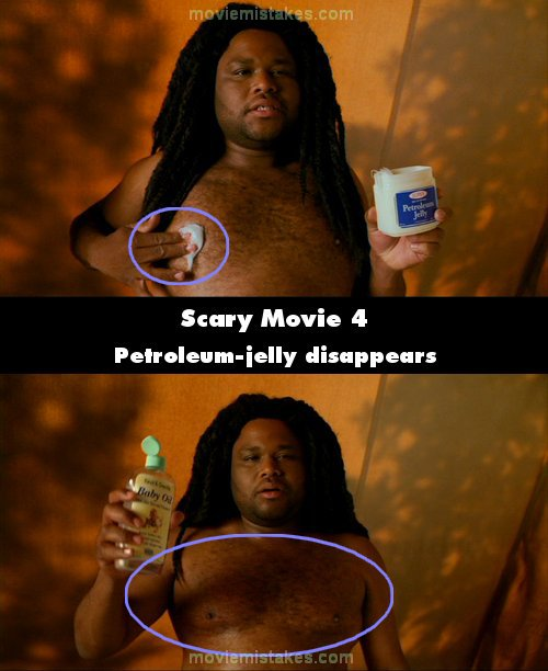 Scary Movie 4 (2006) Movie Mistake Picture (ID 105441