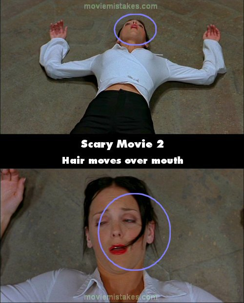 Scary Movie 2 (2001) Movie Mistake Picture (ID 105969