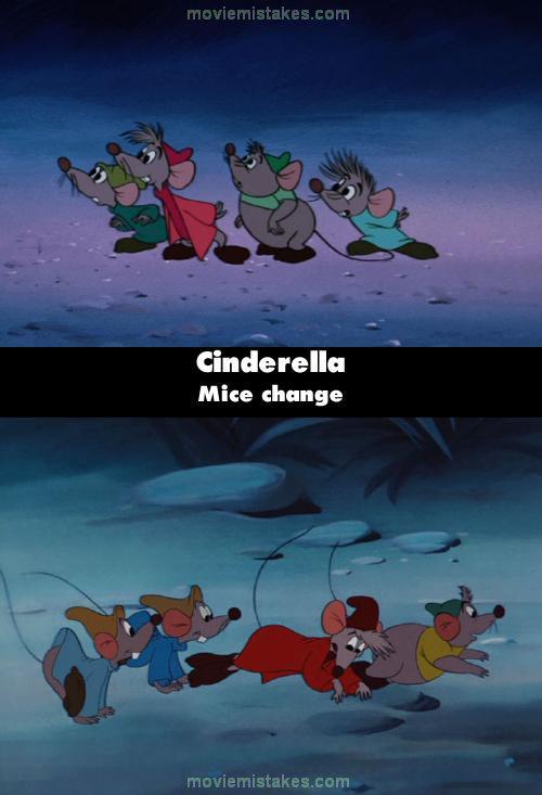Cinderella movie mistake picture 2 Benedict Cumberbatch Dvd