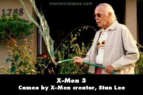 X-Men 3 mistake picture