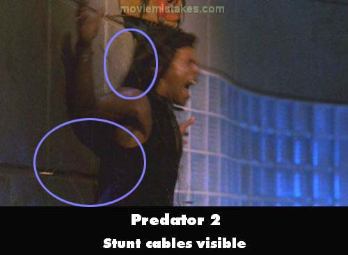 predator 2 1990 movie mistake picture id 10759