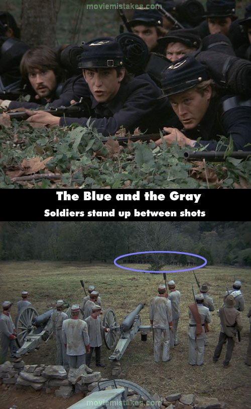The Blue and the Gray picture