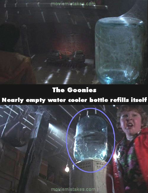 The Goonies mistake picture