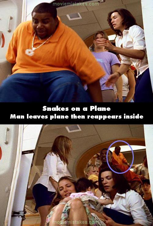 Mistake screenshot
