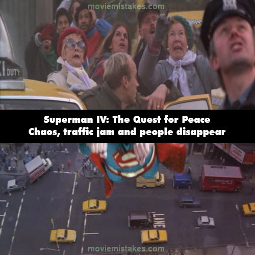Superman IV: The Quest for Peace picture