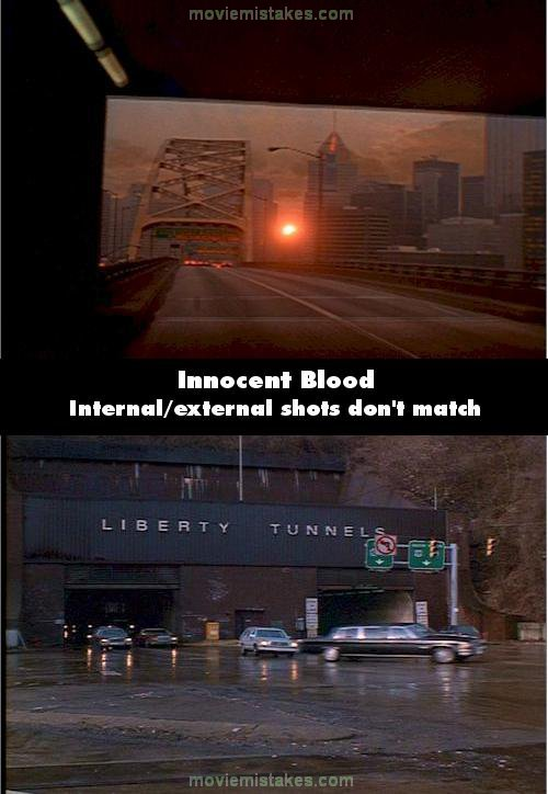 Innocent Blood mistake picture