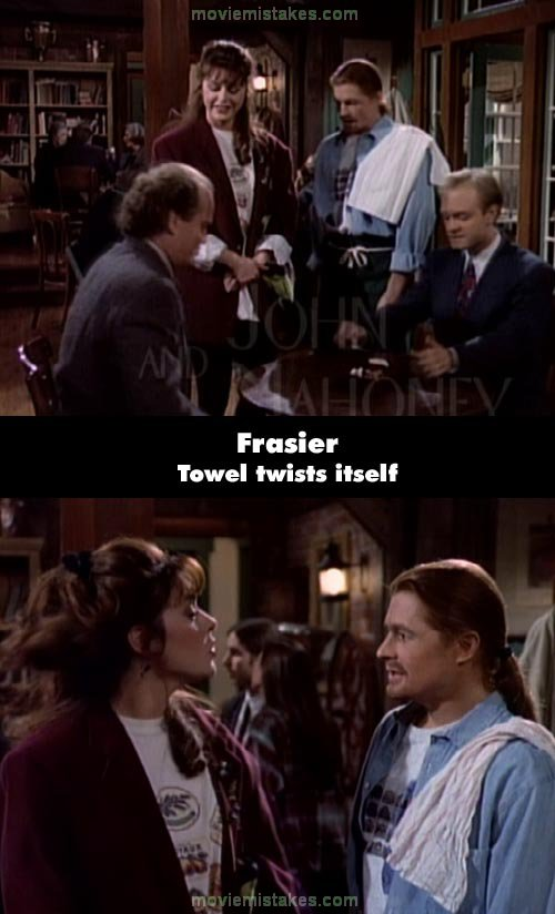 Frasier mistake picture
