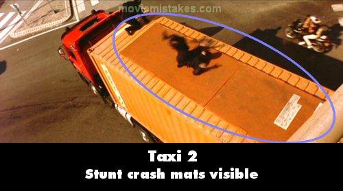 Taxi 2 mistake picture