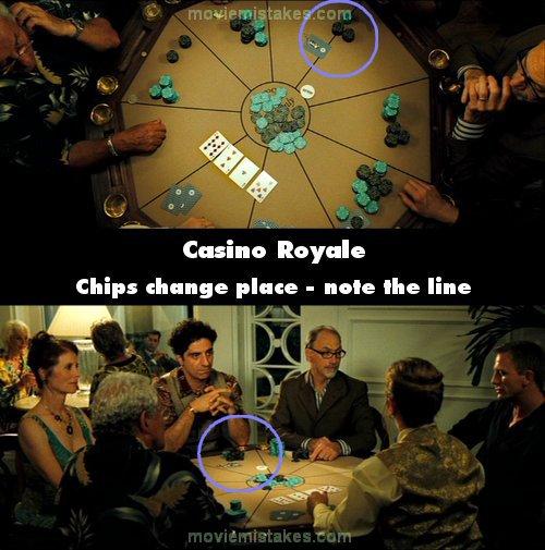 casino royale 2006 trivia