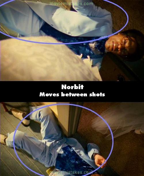 Norbit mistake picture