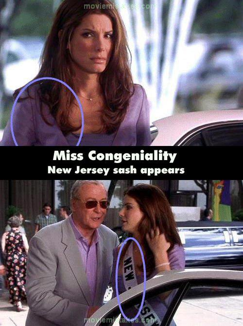 Miss Congeniality 2000 Movie Mistake Picture Id 12578