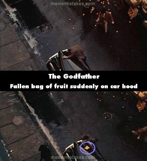 The Godfather mistake picture