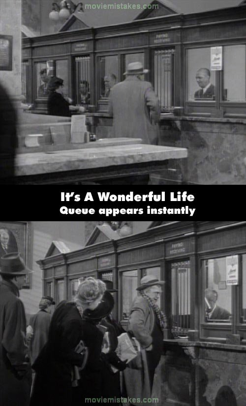 It's a Wonderful Life mistake picture