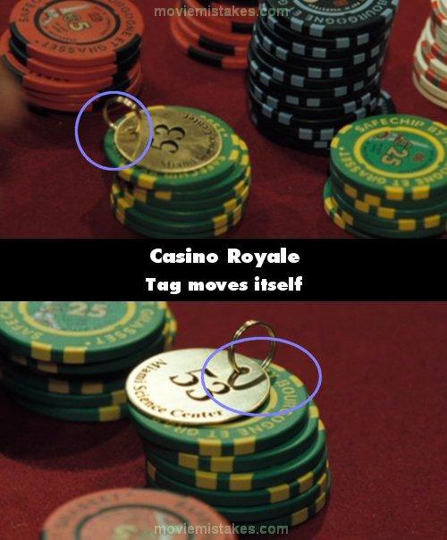 Moviemistakes casino royale casino gaming company