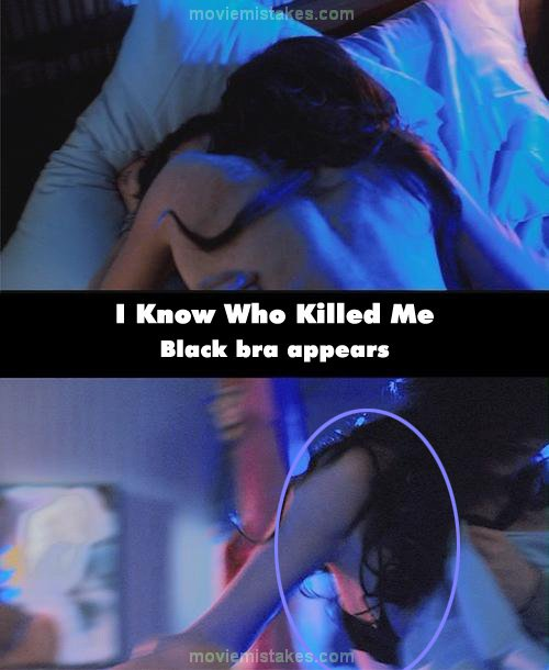 Sex scene from i know who killed me