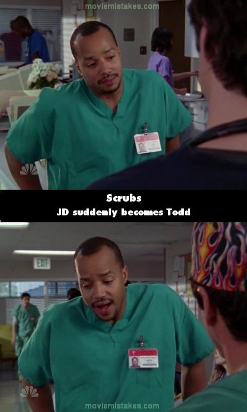 Scrubs picture
