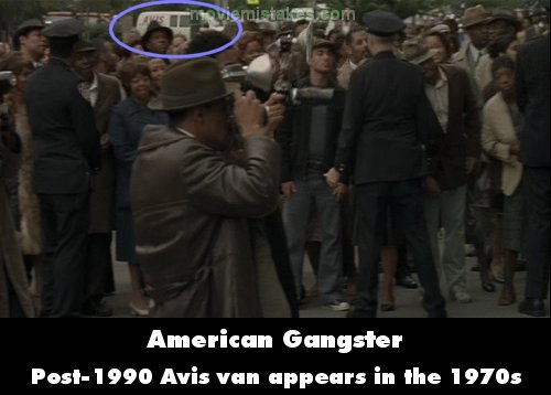 American Gangster mistake picture