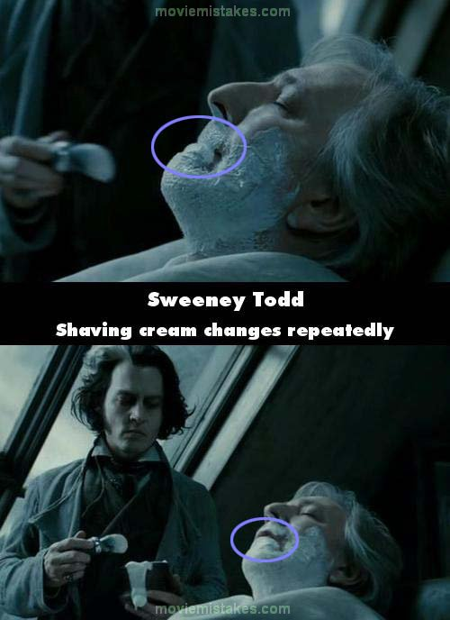 sweeney todd 2007 movie mistake picture id 131005
