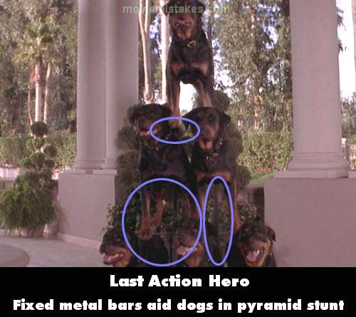 Last Action Hero mistake picture