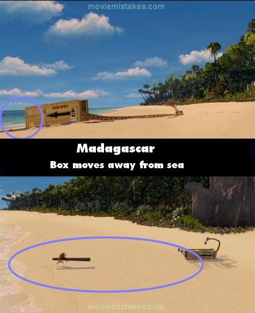 Madagascar mistake picture