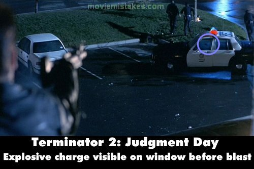 Terminator 2: Judgment Day (1991) movie mistake picture ...