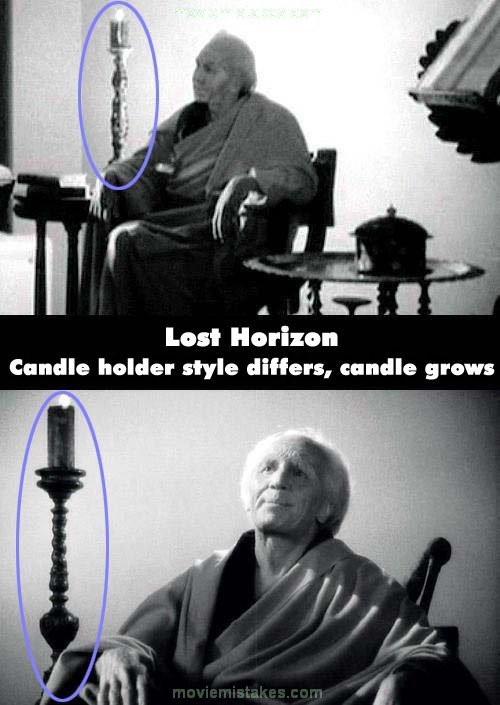 Lost Horizon mistake picture