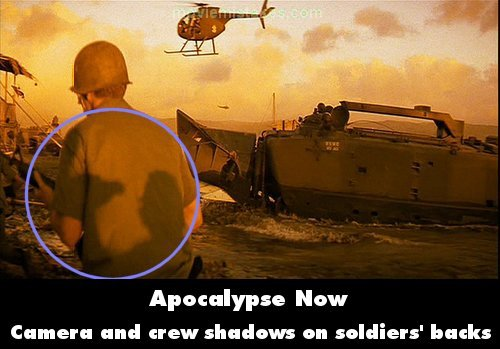 Apocalypse Now mistake picture