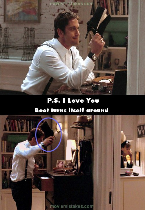 Love You movie mistake picture 11