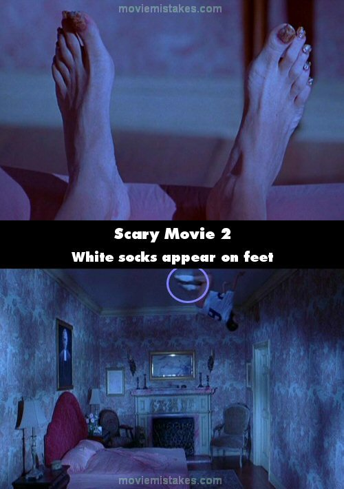 and scary movie 2 bedroom scene Makes Right