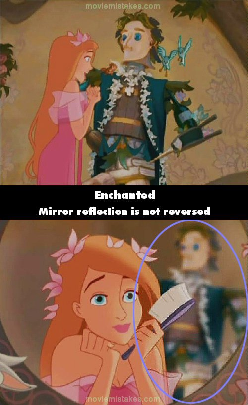Enchanted mistake picture