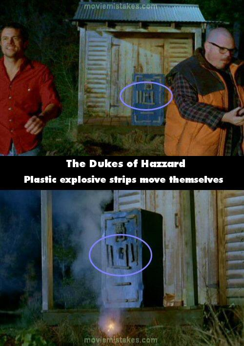 the dukes of hazzard 2005 movie mistake picture id 139254. Black Bedroom Furniture Sets. Home Design Ideas