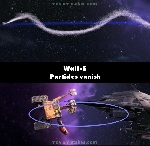 Wall E 2008 Movie Mistake Picture Id 140209