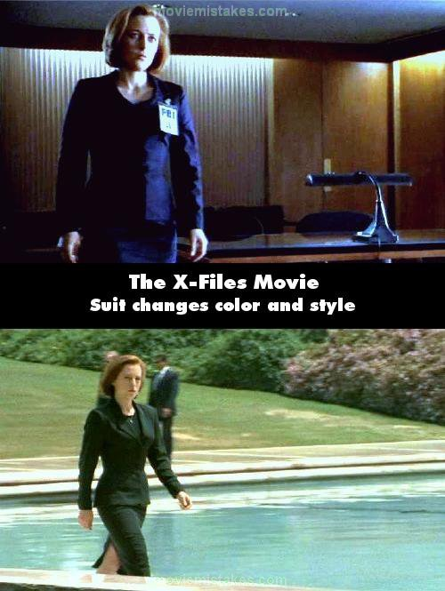 The X-Files Movie picture