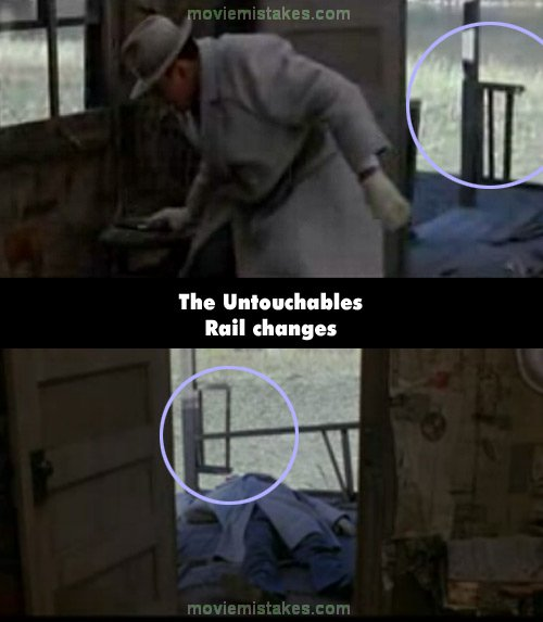 The Untouchables mistake picture