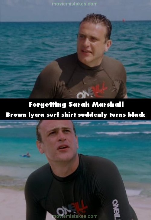 Forgetting Sarah Marshall 2008 Movie Mistake Picture Id 141956