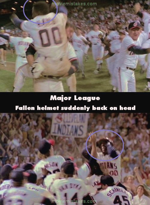 Major League mistake picture