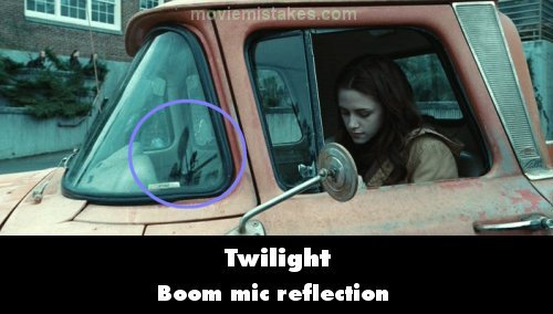 Twilight mistake picture