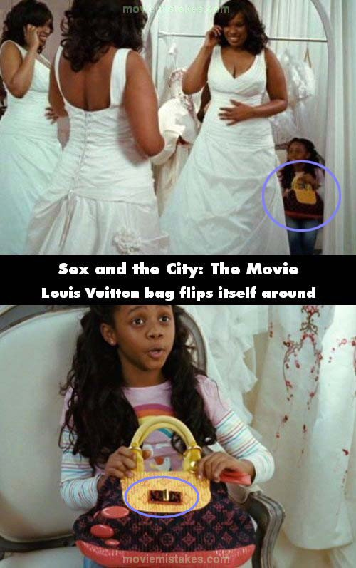 Sex and the city movie microphone