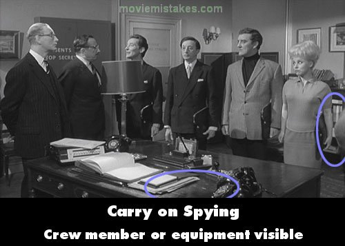 Carry on Spying picture