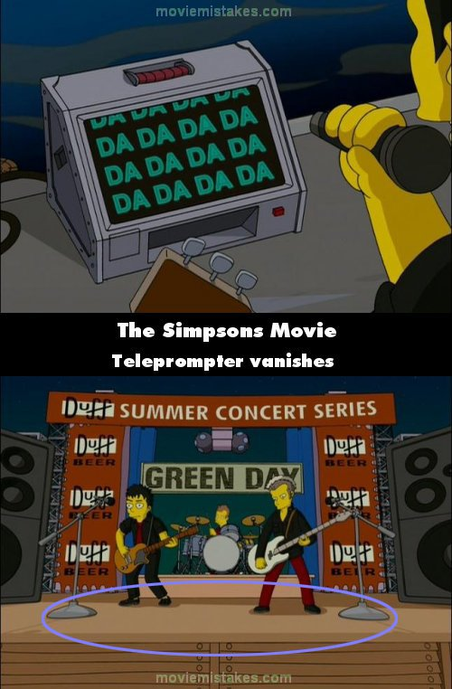 The Simpsons Movie picture