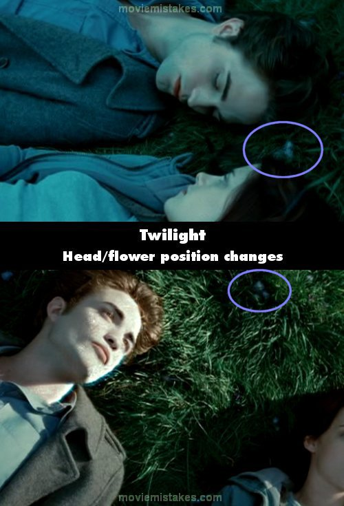 twilight 2008 movie mistake picture id 149077