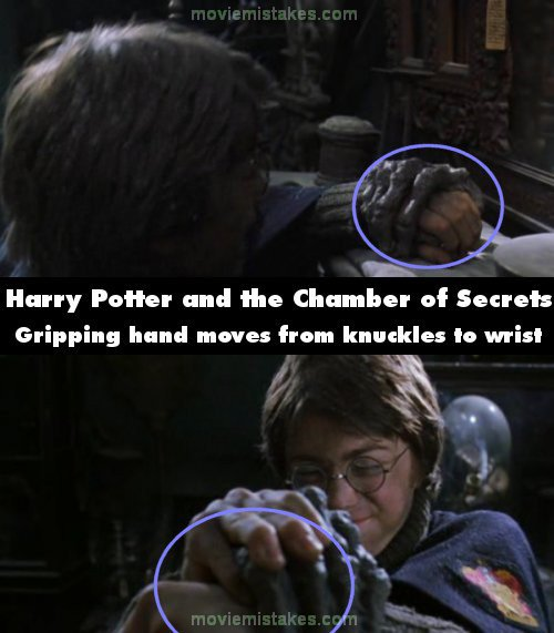 Holes Movie Quotes: Harry Potter And The Chamber Of Secrets (2002) Movie
