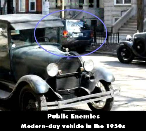 Public Enemies mistake picture