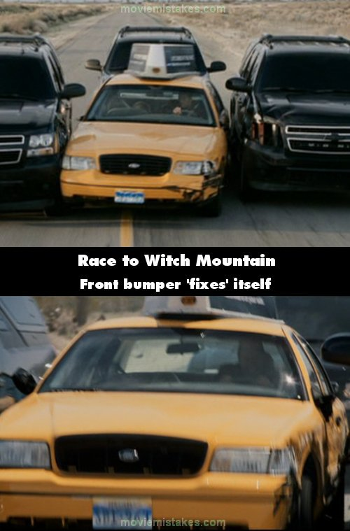 Race to Witch Mountain picture