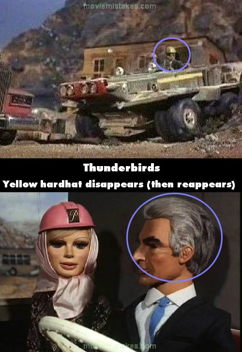 Thunderbirds mistake picture